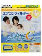 Фильтр очистителя воздуха (салонный) PIAA AIRY-C CABIN FILTER EV-2 /