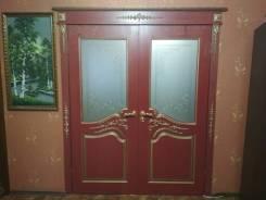 Установка межкомнатных дверей порталов арок профессиональным инструмен