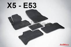 Коврики. BMW X5, E53
