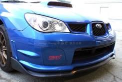 Обвес кузова аэродинамический. Subaru Impreza WRX STI, GD, GDB. Под заказ