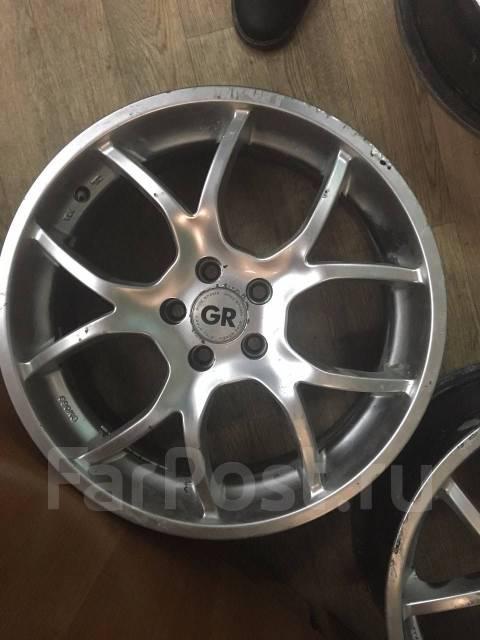 GR. 7.0x17, 5x100.00, ET45, ЦО 67,1мм.