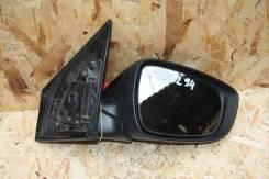 Зеркало заднего вида боковое. Hyundai Solaris, RB Двигатели: G4FA, G4FC