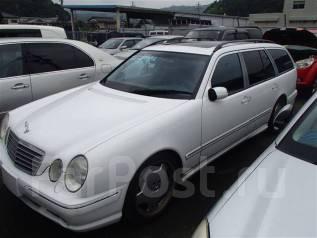 Mercedes-Benz E-Class. WDB2102741B377739, M113 980