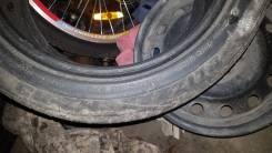 Bridgestone Blizzak MZ-03. Зимние, 2003 год, износ: 50%, 4 шт