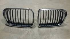 Решетка радиатора. BMW 3-Series, E46 Двигатели: M43B19, M52TUB25, M52TUB28, M54B22, M54B25, M54B30