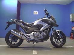 Honda NC 700X. 700 куб. см., исправен, птс, без пробега