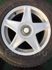Bridgestone FEID. 7.0x16, 5x100.00, 5x114.30, ET35, ЦО 73,0мм.