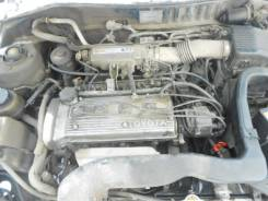 Двигатель в сборе. Toyota Corolla, EE100, EE101, EE102, EE102V Toyota Starlet, EP82, EP85, EP91, EP95 Двигатель 4EFE