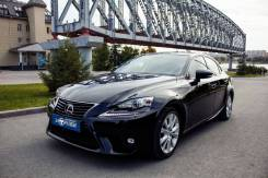 Lexus IS250. Без водителя