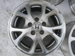 Honda. 6.5x16, 5x114.30, ET55, ЦО 64,1мм.
