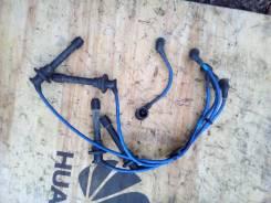 Высоковольтные провода. Nissan Bluebird, HNU12 Двигатель SR20DET