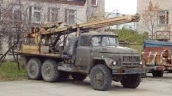 ЗИЛ 131. Буровая УРБ-2а2 на базе ЗИЛ-131, 6 000 куб. см., 100 кг. Под заказ