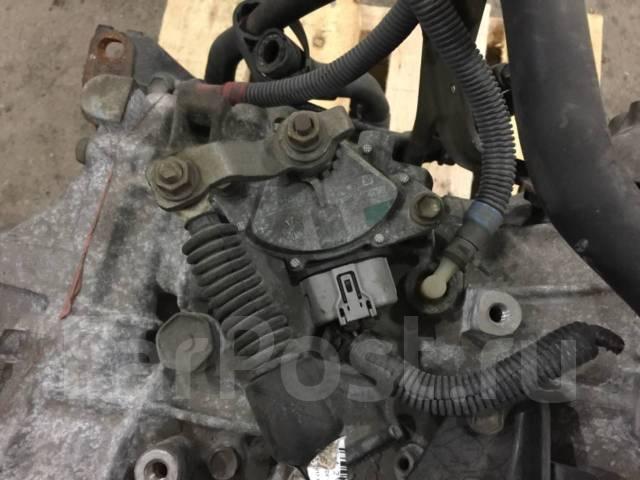 АКПП. Toyota Sienta, NCP81, NCP81G Двигатель 1NZFE