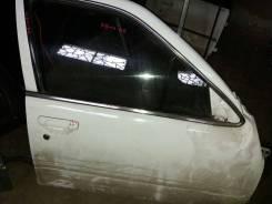 Дверь боковая Nissan Sunny FB14, правая передняя
