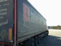 Pacton. Полуприцеп T3-001, Нидерланды., 39 000 кг.