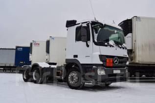 Mercedes-Benz Actros. Грузовой тягач седельный Mercedes-BENZ Actros 2641 S 2011 г/в, 11 940 куб. см., 26 000 кг.