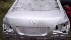 Крышка багажника. Lexus: GS300, GS460, GS450h, GS350, GS430 Двигатели: 3GRFE, 1URFSE, 3UZFE, 2GRFSE, 3GRFSE