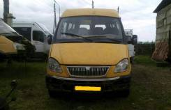 ГАЗ 32213. Продам Газель 2004 года, 2 700 куб. см., 15 мест