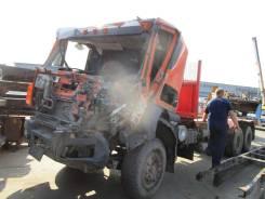 Iveco Trakker. Iveco AMT 633921 (Trakker) 6x4 сортиментовоз, оранжевый, 12 880 куб. см., 38 500 кг.
