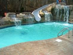 Строительство и запуск бассейнов