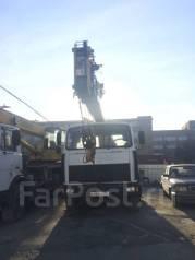 МАЗ Машека. Продам автокран 16 тонн машека на базе МАЗ, 7 000 куб. см., 16 000 кг., 21 м.