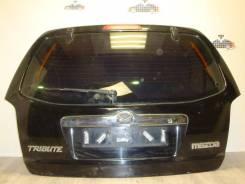 Дверь багажника. Mazda Tribute, EPFW, EPEW, EP3W