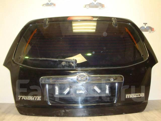 Дверь багажника. Mazda Tribute, EP3W, EPEW, EPFW