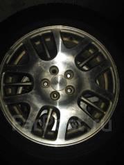 Пара колес 215/60/16. x16 5x100.00 ЦО 56,1мм.