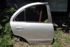 Дверь боковая. Nissan Almera, N16 Двигатели: QG15DE, QG18DE
