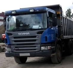 Scania P380. Самосвал, 380 куб. см., 24 000 кг.