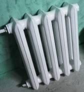 Радиаторы чугунные.