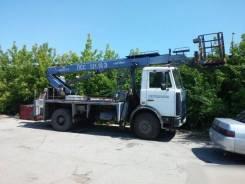 Аренда и услуги автовышки 17 метров