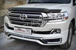 Обвес кузова аэродинамический. Toyota Land Cruiser, URJ202, URJ202W, VDJ200