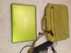 Sony VAIO VPC. диск 65 Гб, WiFi, Bluetooth