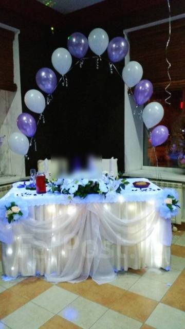 Банкеты, свадьбы, выездное обслуживание!