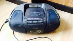 Магнитола стерео CD - диски, FM - радио