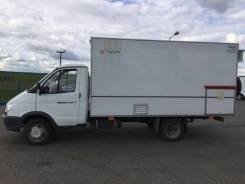 ГАЗ 3302. Газель, 2 800куб. см., 3 500кг., 4x2