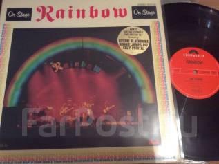 Рэйнбоу / Rainbow - ON Stage - 1977 DE 2LP ВСЕ ХИТЫ ТУТ