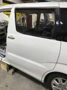 Дверь сдвижная. Toyota Alphard, MNH15W