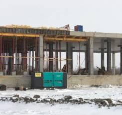 Дизельная электростанция для прогрева бетона 100/160/200 кВт