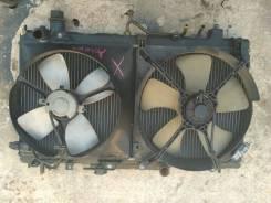 Радиатор охлаждения двигателя. Toyota Corona, CT215
