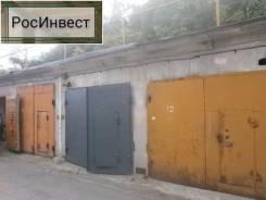 Гаражи капитальные. улица Давыдова 9, р-н Вторая речка, 22 кв.м., электричество, подвал. Вид снаружи
