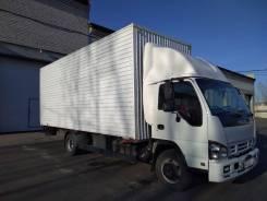 Isuzu NQR. Продам фургон 75 2011 года, 5 200 куб. см., 5 000 кг.