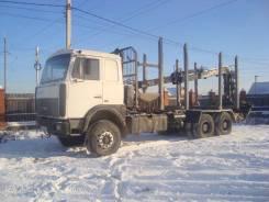 МАЗ 6303. Продаётся МАЗ с гидроманипулятором., 12 000 куб. см., 20 000 кг.