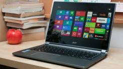Acer Aspire V7. 2,8ГГц, ОЗУ 6144 МБ, диск 500 Гб, WiFi, Bluetooth, аккумулятор на 3 ч.