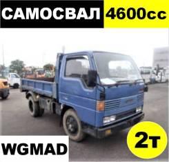 Mazda Titan. Wgmad, 4 600 куб. см., 2 000 кг. Под заказ