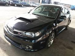 Subaru Impreza WRX STI. механика, 4wd, 2.0, бензин, 111тыс. км, б/п, нет птс. Под заказ