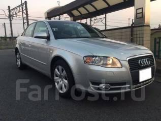 Audi A4. автомат, передний, 1.8, бензин, 42 000 тыс. км, б/п, нет птс. Под заказ