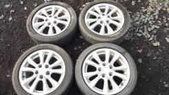 """Продам комплект колес (38) 195/50R16. 6.0x16"""" 5x114.30 ET50 ЦО 59,0мм."""