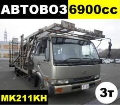 Nissan Diesel Condor. Nissan Condor автовоз, 6 900 куб. см., 3 000 кг. Под заказ